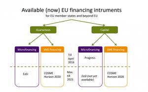 EU Fin map