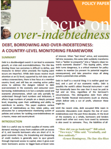 MFC Policy paper_Debt_Borrowing and Over-indebtedness_a Country-Level Monitoring Framework_2014