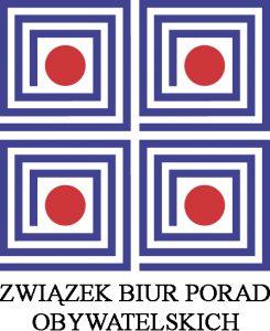 Logo ZBPO obraz wektorowy z małym napisem pod logiem