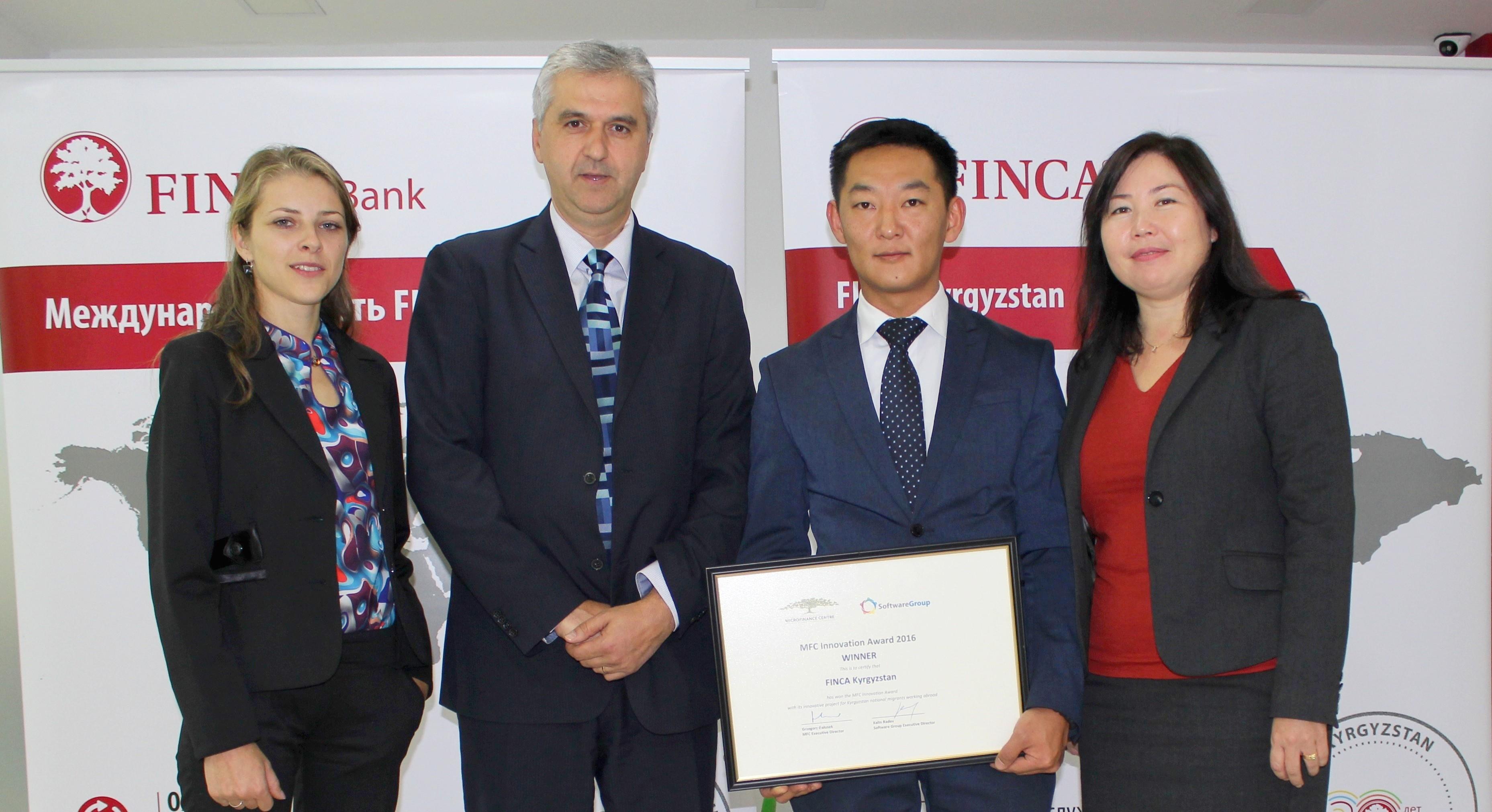 Finca Bank KG Software GR